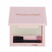 Sapun de fixare si ingrijire a sprancenelor Makeup Revolution Soap & Care Styler