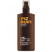 Spray cu protectie solara pentru piele sensibila cu SPF 15 Alergie, Piz Buin