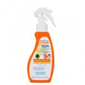 Spray de protectie solara pentru copii SPF 50, Gerocossen