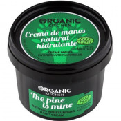 Crema de maini hidratanta naturala cu ulei de Cedru si Ienupar, Organic Kitchen