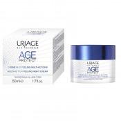 Cremă de noapte peeling antiaging Age Protect, Uriage