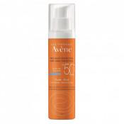 Fluid fara parfum pentru protectie solara SPF 50+ Avene