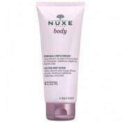 Gel de dus exfoliant Nuxe Body, pentru toate tipurile de piele