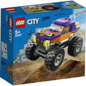 LEGO City Great Vehicles - Camion gigant 60251