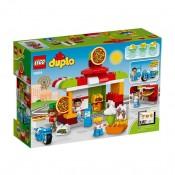 LEGO DUPLO, Pizzeria 10834, 2-5 ani