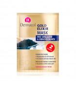 Masca pentru fata, 2x8 g Gold Elixir