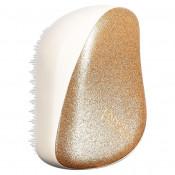 Perie pentru par Tangle Teezer Compact Styler Glitter Gold Starlight