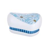 Perie pentru par Tangle Teezer Compact Styler Smooth & Shine Daisies