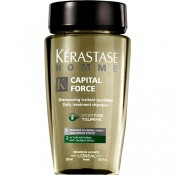 Sampon Kérastase Homme Capital Force Anti-Oiliness