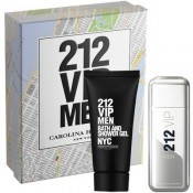 Set Cadou Carolina Herrera 212 Vip Men
