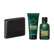 Set cadou Dsquared Green Wood