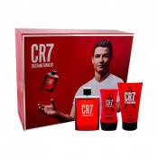 Set Cristiano Ronaldo CR7, Barbati, Apa de toaleta Deodorant stick Balsam after shave
