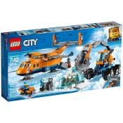 LEGO City, Avion de aprovizionare arctic, 60196, 7-12 ani