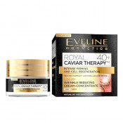 Crema anti-rid Eveline Cosmetics Royal Caviar Therapy 40+