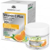 Crema antirid hidratanta 30+ Vitamin C Plus Cosmetic Plant