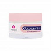 Crema de noapte cu efect de intinerire, Dermacol Collagen+