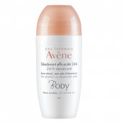 Deodorant roll-on pentru piele sensibila, Avene Body