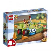 LEGO Disney Pixar Toy Story 4 - Woody şi RC 10766