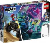 LEGO Hidden: Side Masina de plaja a lui Jack 70428, 7 ani+, 170 piese