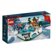 LEGO Ice Skating Rink 40416