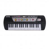Orga Electronica cu Microfon , Echipata cu 37 taste de pian, accesorizata cu ritmuri si melodii diferite