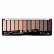 Paleta de Farduri Rimmel London Magnifeyes 002 Blush Edition