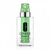 Set Clinique ID Irritation, Gel pentru ten gras + Concentrat pentru netezirea pielii