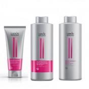 Set pentru par vopsit Londa Professional Color Radiance cu 1000 ml Sampon + 1000 ml Tratament + 200 ml Masca