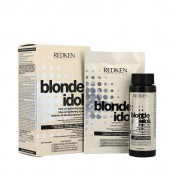 Set Redken Blonde Idol Blue Oil Lightening System