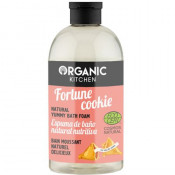 Spumant de baie natural cu ulei organic de Migdale si Ovaz, Organic Kitchen