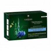 Tratament impotriva caderii parului Rene Furterer Triphasic Reactional, 12 fiole x 5 ml