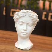 Vaza Venus Adonis, white