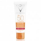 Crema antioxidanta anti-rid 3 în 1 SPF 50+ Capital Soleil Vichy