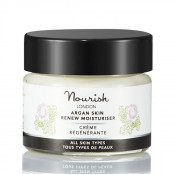 Crema hidratanta Nourish London Argan Skin Renew