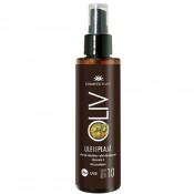 Emulsie pentru plaja SPF 10 cu ulei de masline si morcov Cosmetic Plant