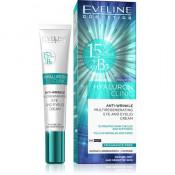 Eveline Cosmetics Crema de ochi anti-rid Hyaluron Clinic B5