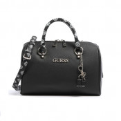 Geanta Guess South Bay Box Satchel Negru