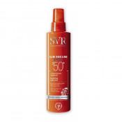 Lapte-spray hidratant SPF 50+ Sun Secure, 200 ml, SVR