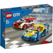 LEGO City Nitro Wheels - Masini de curse 60256
