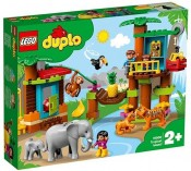 LEGO DUPLO Town, Insula tropicala, 10906, 2+