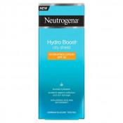 Loţiune hidratantă pentru față cu SPF 25 Neutrogena Hydro Boost