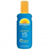 Lotiune spray cu protectie solara ridicata SPF 15 Optimum Sun Elmiplant