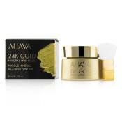 Masca cu aur si namol mineral 24k Gold Mineral Mud Mask, Ahava