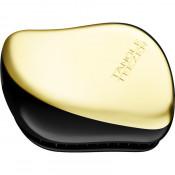 Perie pentru par Tangle Teezer Compact Styler Smooth & Shine Gold Rush