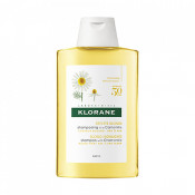 Șampon cu extract de mușețel pentru păr blond, Klorane