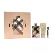 Set cadou Burberry Brit Eau de Parfum