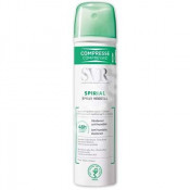 Spray vegetal antiperspirant Spirial, 75 ml, Svr