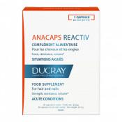 Supliment pentru par si unghii Anacaps Reactiv, Ducray