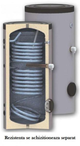 Boiler Woody SON-500 - doua serpentine cu 5 ani GARANTIE