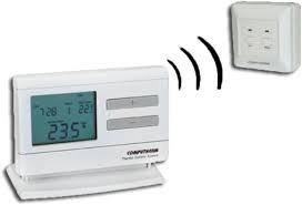 Cronotermostat digital cu unde radio Computherm Q7RF